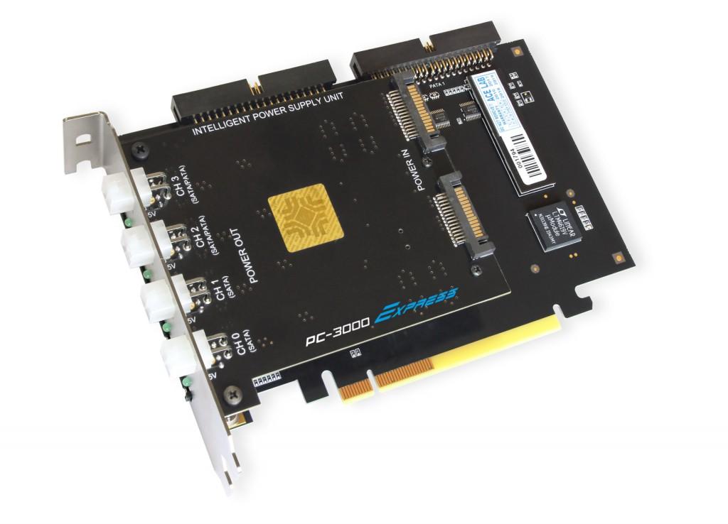 PC-3000 Express REV 2.0